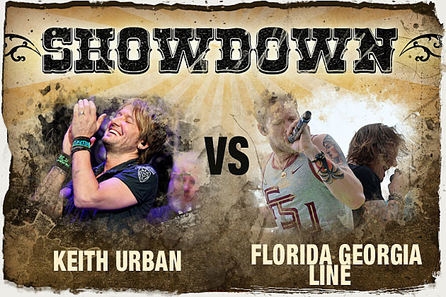 Keith Urban Florida Georgia Line