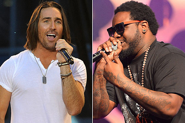 Jake Owen, T-Pain