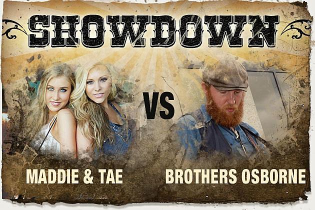 Maddie and Tae, Brothers Osborne
