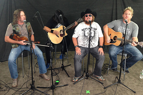 Colt Ford Plays Tracks From Thanks For Listening