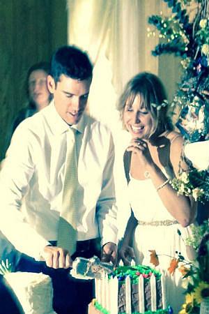 Joanna Smith Wedding