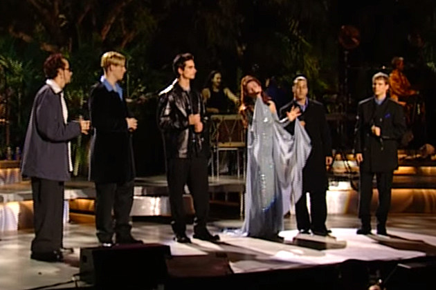 Remember the Backstreet Boys' Collaboration With Shania Twain?