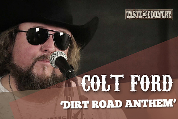 colt ford performs intimate version of dirt road anthem. Cars Review. Best American Auto & Cars Review