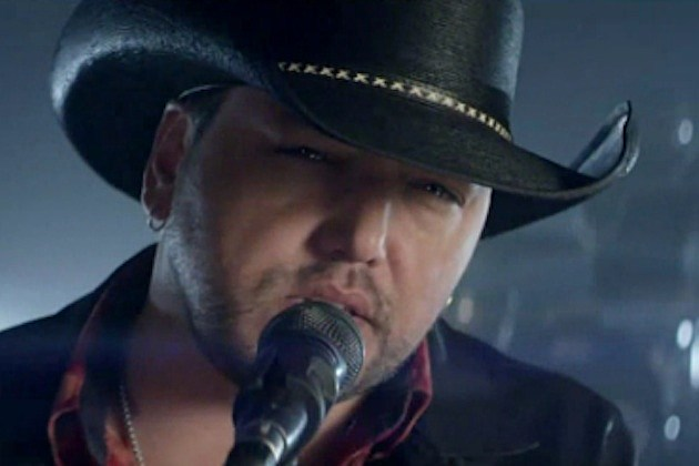 Jason Aldean's 'Burnin' It Down' Music Video Turns Up the Heat