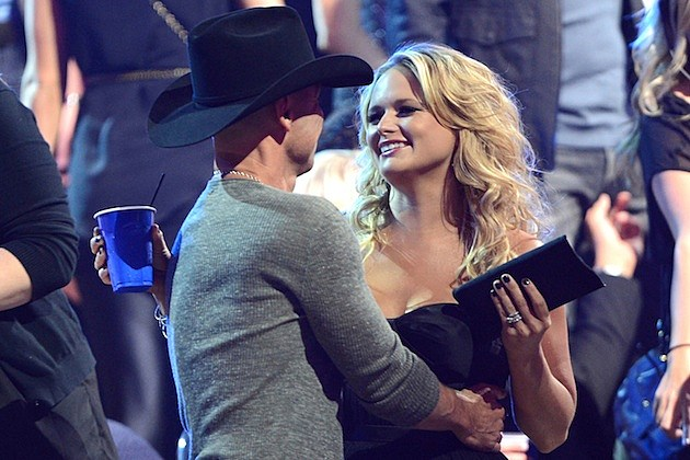 Miranda Lambert, Kenny Chesney