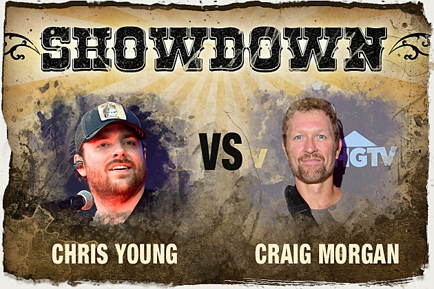 Chris Young, Craig Morgan