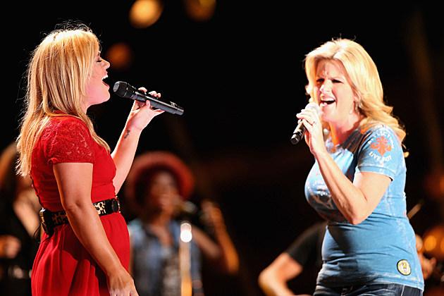 Trisha Yearwood, Kelly Clarkson