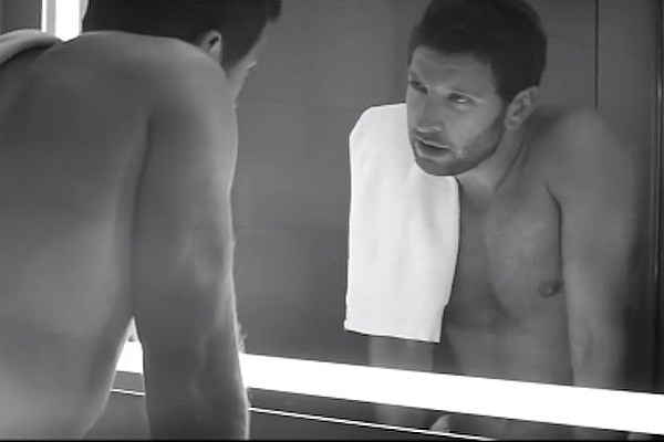 brett eldredge goes shirtless and sexy in mean to me