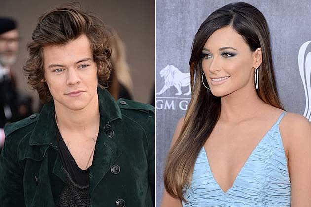 Is Harry Styles of One Direction a Huge Kacey Musgraves Fan?