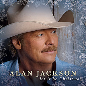Alan Jackson Announces Re-Release of 'Let It Be Christmas'