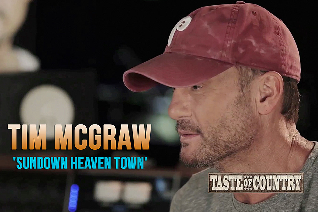 Tim McGraw Aims to Always 'Push Himself Further' as an Artist