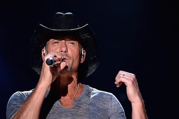 Tim McGraw Admits Faith Hill Makes Him 'Better at Everything'
