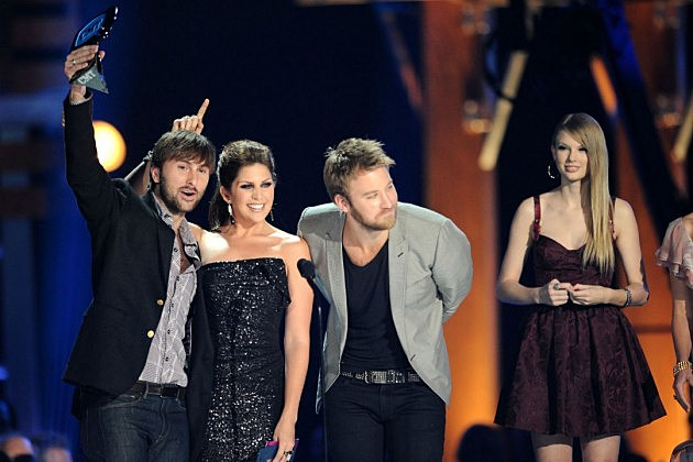 Taylor Swift Lady Antebellum