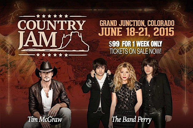 Country Jam 2015