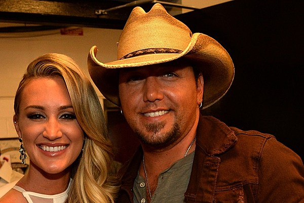 Did Jason Aldean and Brittany Kerr Get Married Over the Holidays?