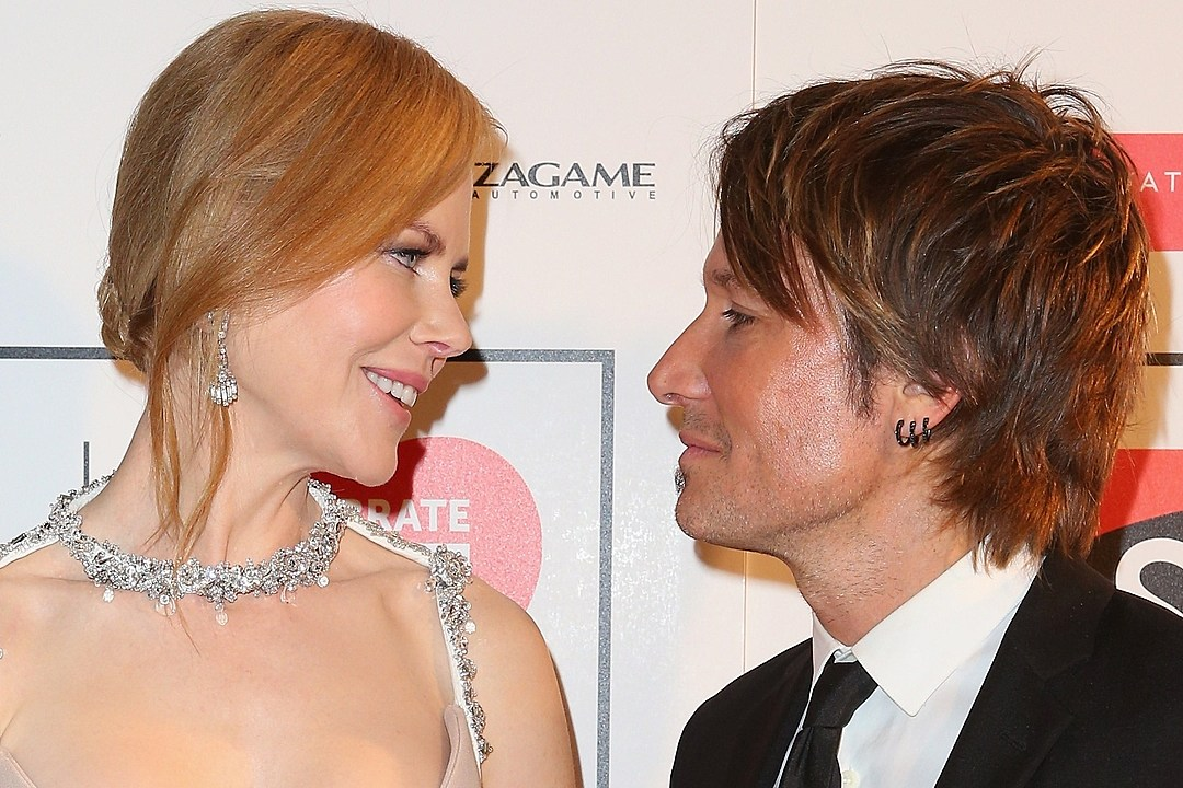 Keith Urban Shares Sweet Throwback Photo for Anniversary