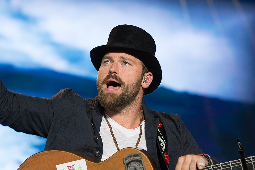 Zac brown shaved