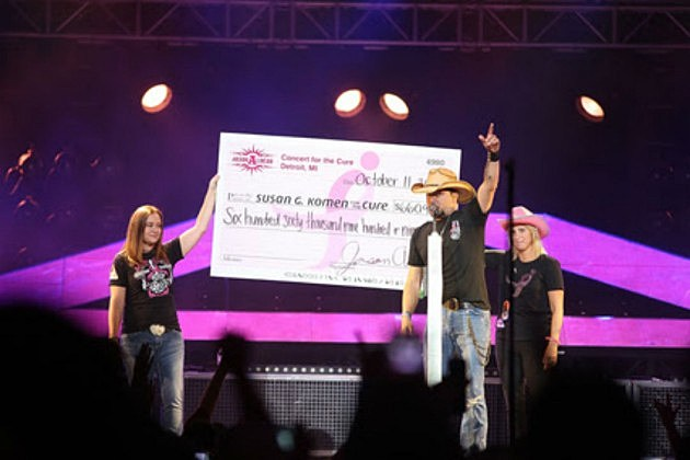 Jason Aldean Breast Cancer