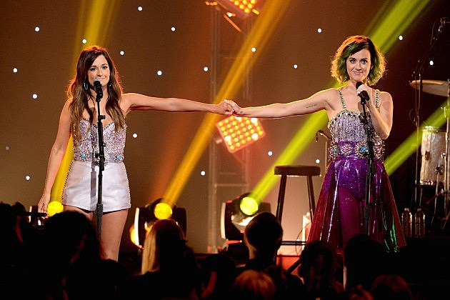 Kacey Musgraves, Katy Perry