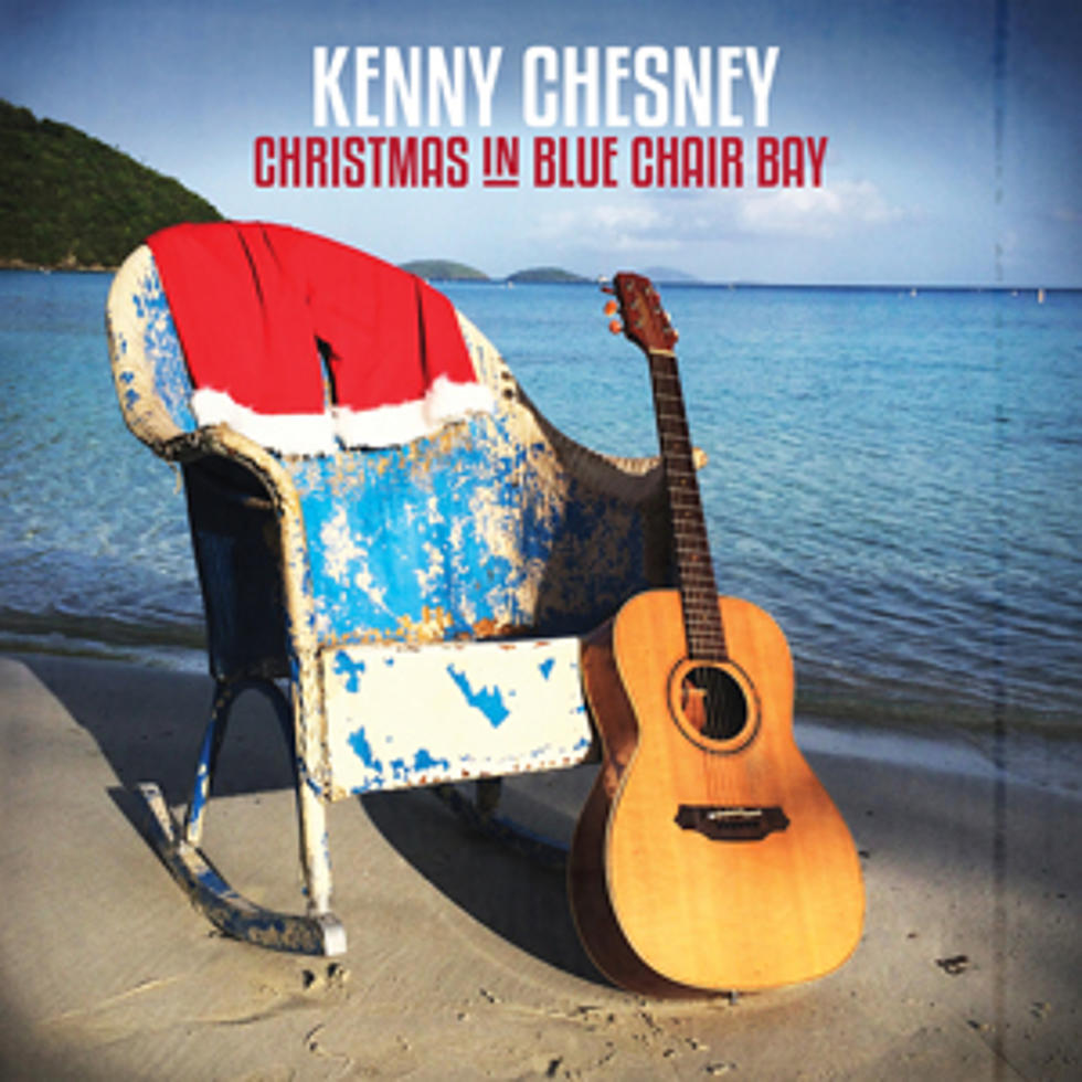 Kenny Chesney, \'Christmas in Blue Chair Bay\' [Listen]