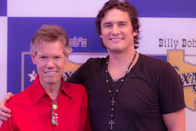 Randy Travis Joe Nichols