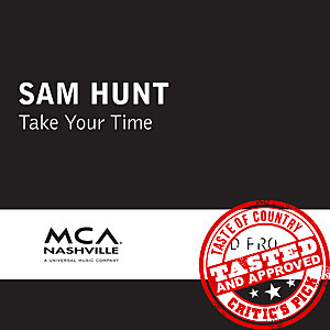 Sam hunt take your time toc critic s pick listen