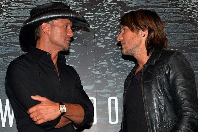 Tim McGraw Keith Urban