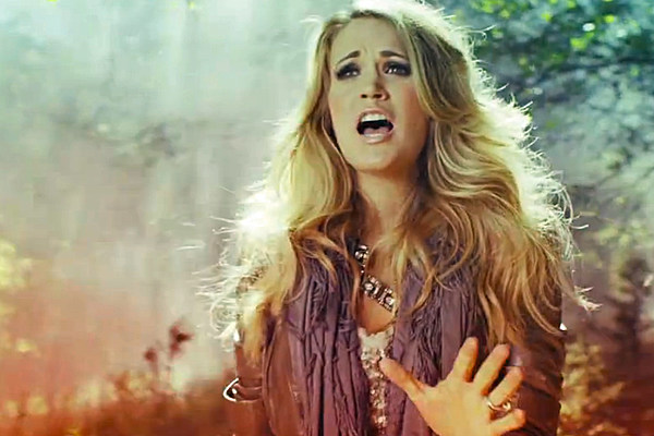 Preview carrie underwood s little toy guns video