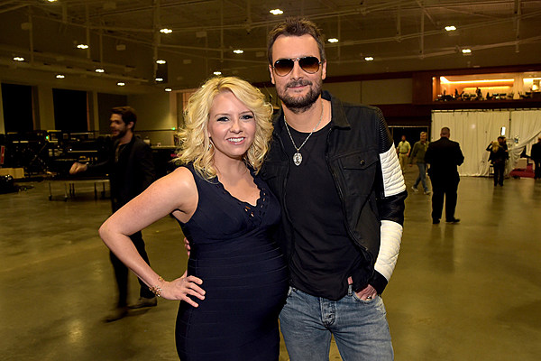 Eric Church Balancing Grammy Awards With Baby S Due Date