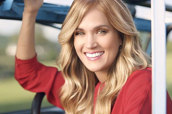Carrie underwood eye makeup