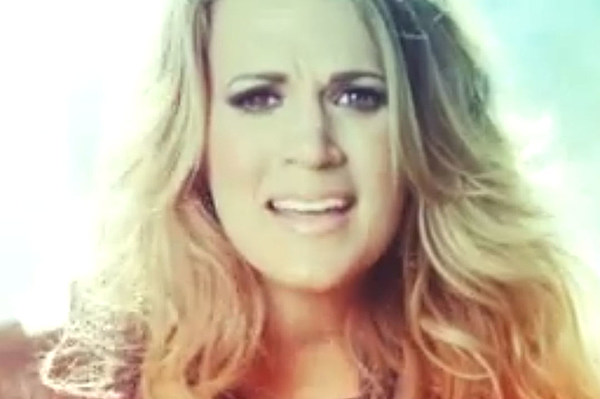 Carrie Underwood Unveils Powerful 'Little Toy Guns' Video