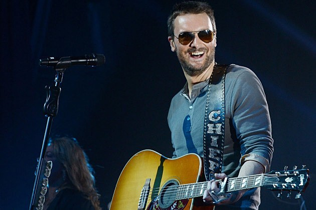 Eric Church has signed on to host a new radio show that will give fans ...