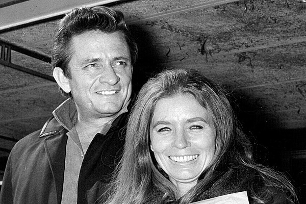 Johnny cash 39 s love letter to june voted greatest of all time for Johnny cash and june carter jackson