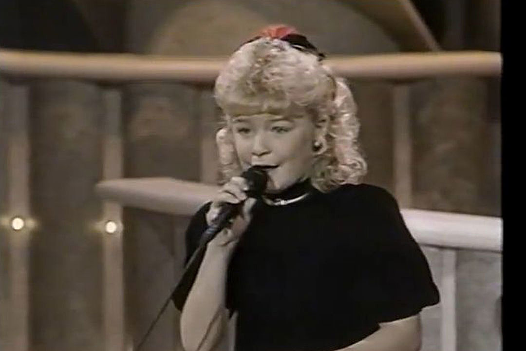 Remember When LeAnn Rimes Competed on 'Star Search'?