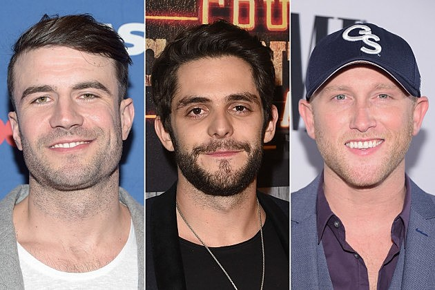 Sam Hunt Thomas Rhett Cole Swindell