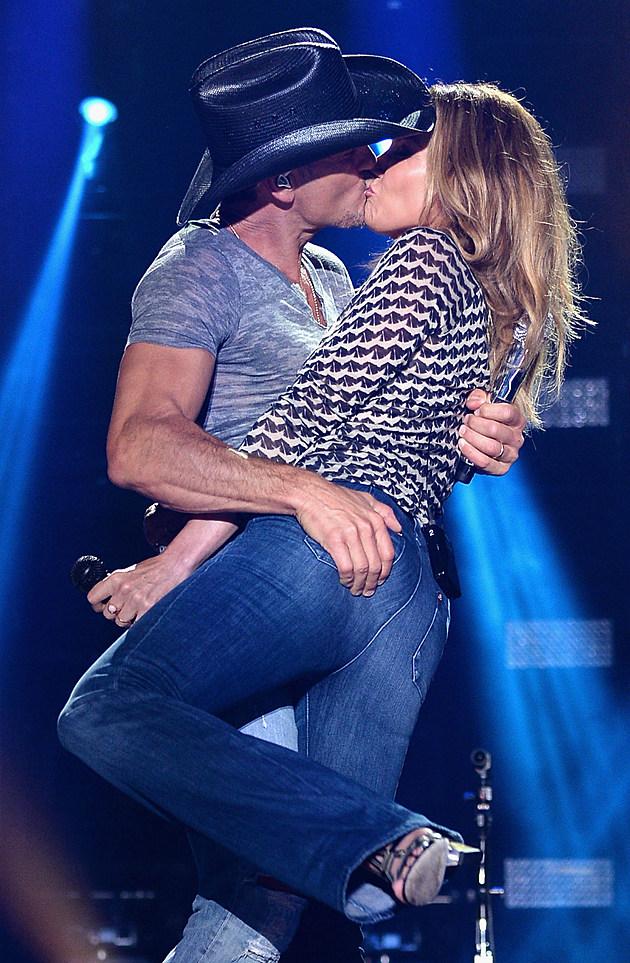 Tim McGraw Faith Hill Kiss
