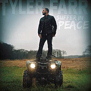 Tyler Farr Suffer in Peace Album Cover