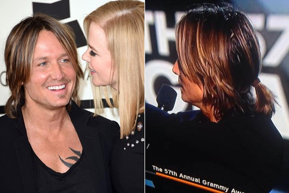 Keith Urban Says He\'s \'Shocked\' by \'Blurred Lines\' Verdict