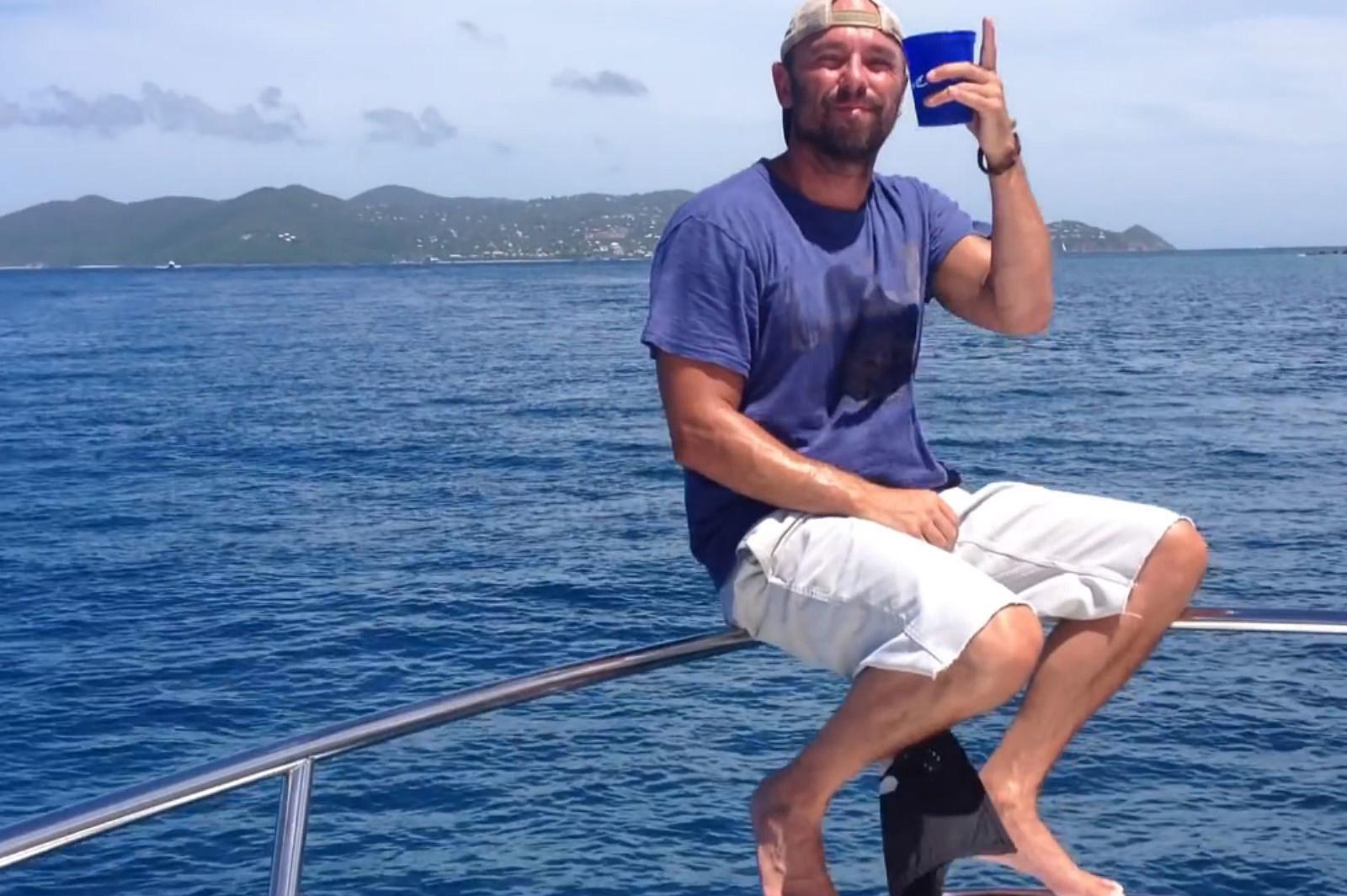 Kenny Chesney Blue Chair Bay