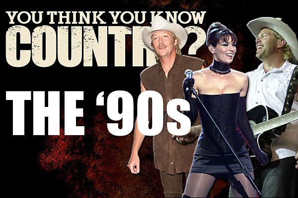 90s country radio