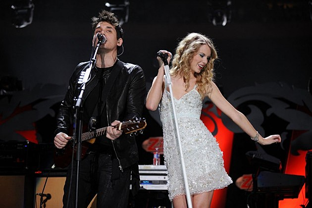 john-mayer-taylor-swift-jingle-ball