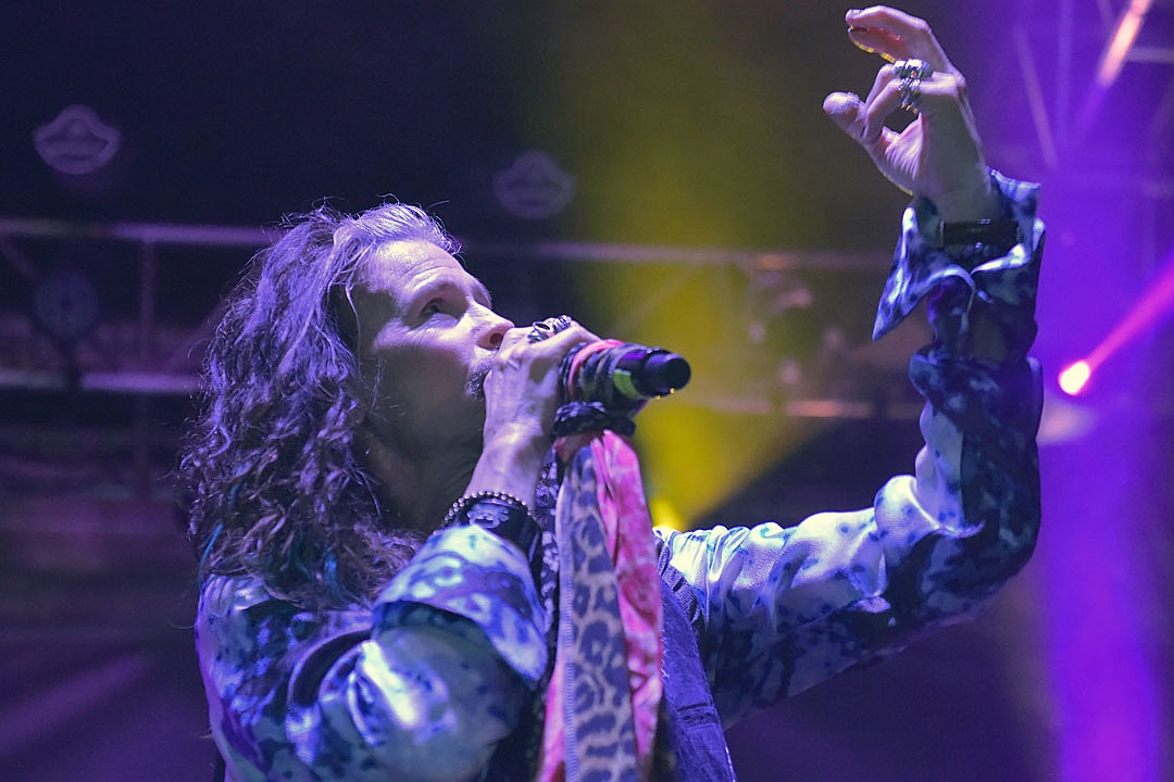 Lyrics Uncovered: Steven Tyler, 'Love Is Your Name'