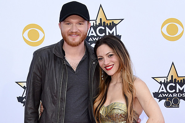 Eric paslay gets married