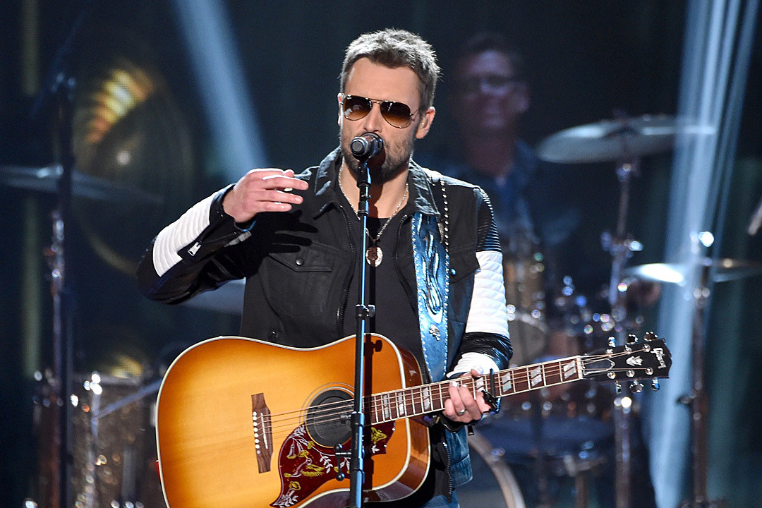 Eric Church to Go Solo for Two Nights at Red Rocks