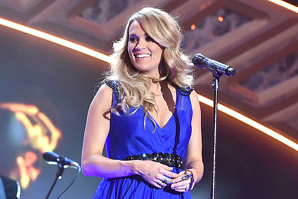 Carrie Underwood Tells Story Of Isaiah Getting Locked In Car
