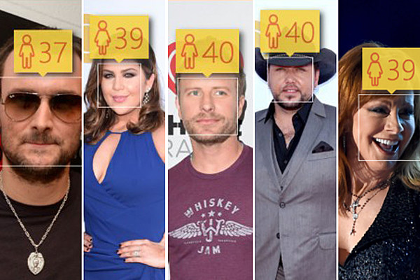 How Old Do Country's Biggest Stars Look?