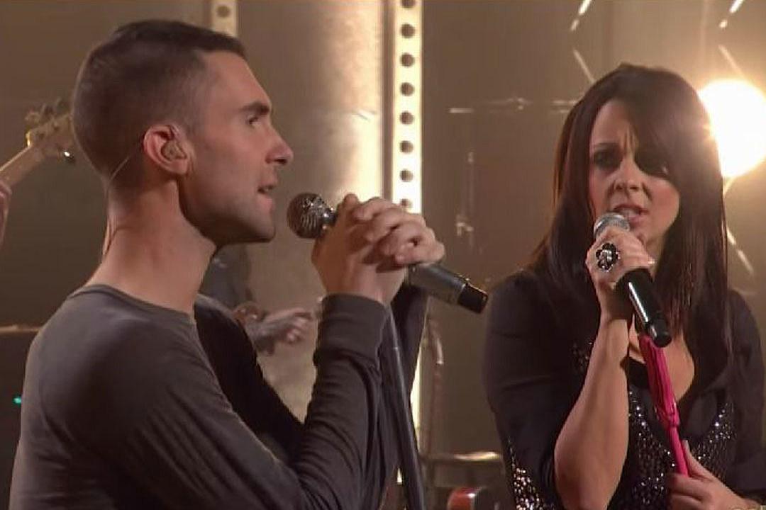 Remember When Sara Evans + Adam Levine Covered Stevie Nicks?