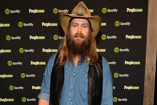 Chris stapleton posts huge first week debut with 39 traveller 39 for Songs chris stapleton wrote for others