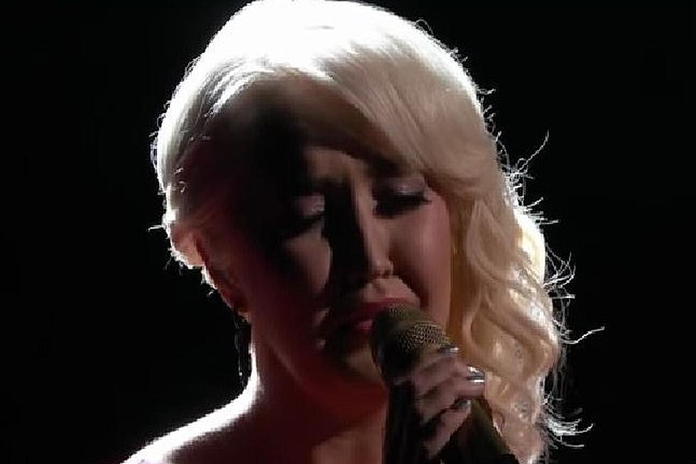 Watch Meghan Linsey Perform 'Amazing Grace' on 'The Voice'