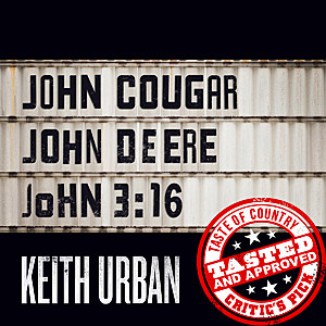 John Cougar John Deere John 316 Critic's Pick